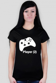 Player 2 - E3 - Woman