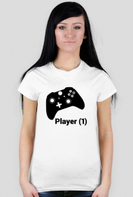 Player 1 - E3 - Woman White