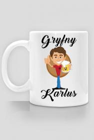 Gryfny Karlus Kubek