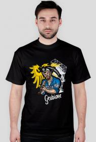 Grubiorz T-shirt Ciemny