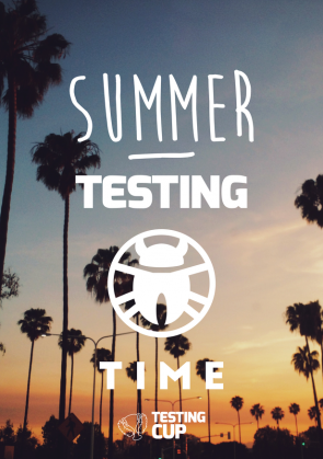 Summer Testing Time