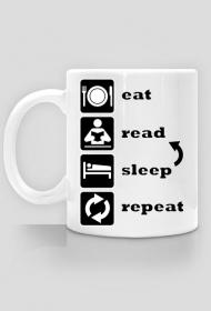 Eat Read Sleep Repeat