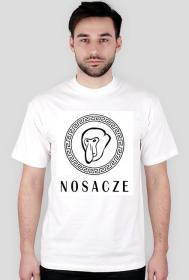 t-shirt nosacze white