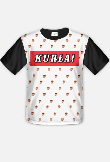 Prestiżowy t-shirt nosaczowisko kurła