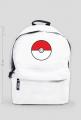Mały plecak pokemon pokeball