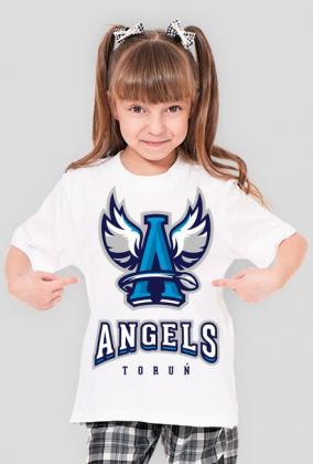 Koszulka dla dziewczynki Angels Toruń