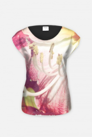 Flower Female T-Shirt