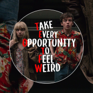 The End of the F***ing World back logo