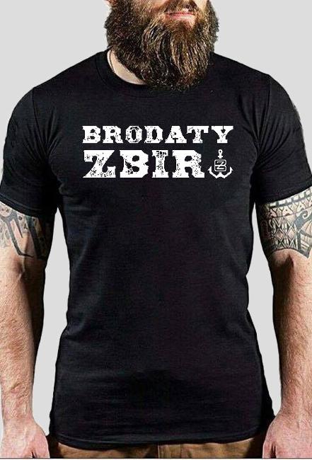 Brodaty Zbir (nowa) - różne kolory