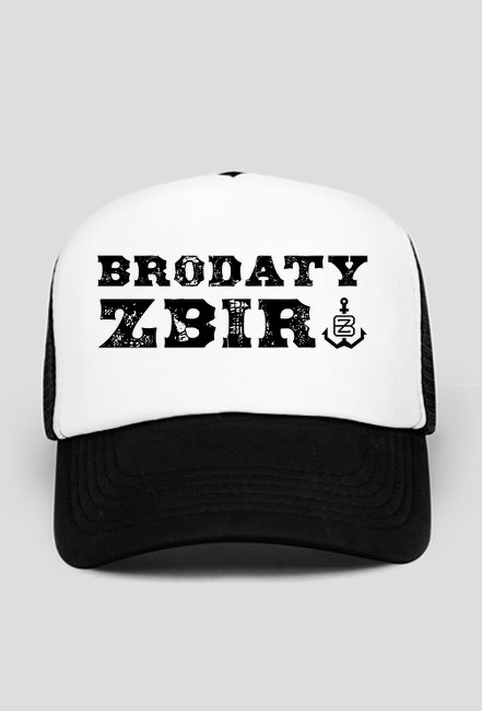 Truckerka Brodaty Zbir nowa