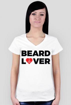 Beard Lover serek - White