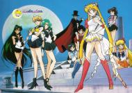 Kalendarz - Sailor Moon Fan