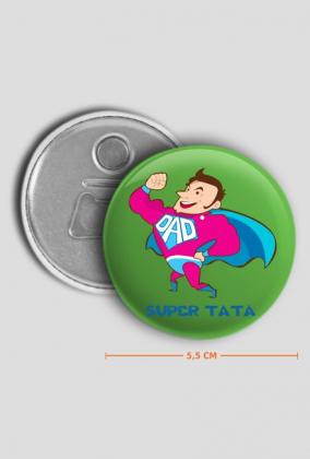 Otwieracz do butelek Super Tata