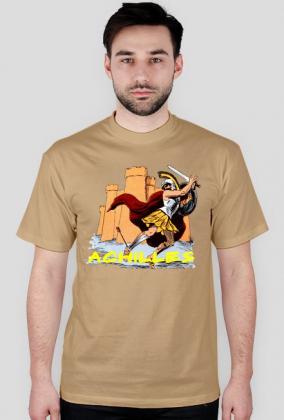 T-Shirt Koszulka z nadrukiem Achilles