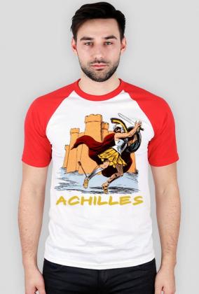 Koszulka z nadrukiem Achilles