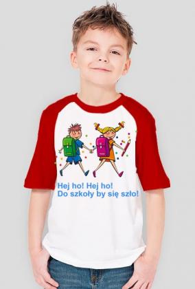 Koszulka Kubek Hej ho! Hej ho! Do szkoly by sie szlo!