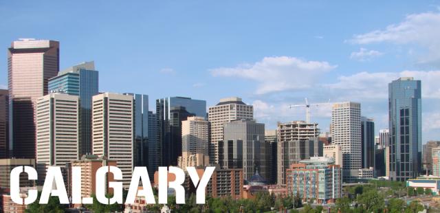 Kubek Panorama Calgary