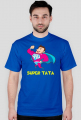 T-Shirt z nadrukiem Super Tata