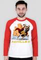 Bluza z nadrukiem Achilles