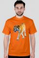 T-Shirt Koszulka z nadrukiem Prawdziwy Tygrys