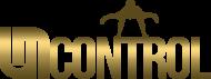 Gold Uncontrol - koszulka - granatowa