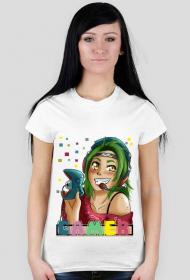 Gamer girl Female