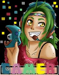 Gamer girl Girl