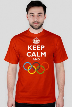 Keep calm and olympics