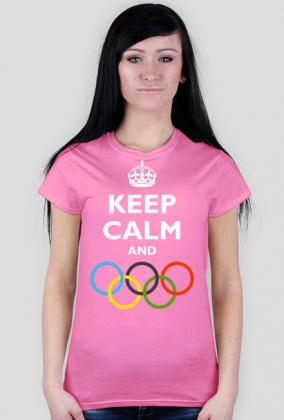 Keep calm and olympics