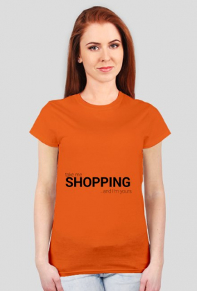 Take me shopping