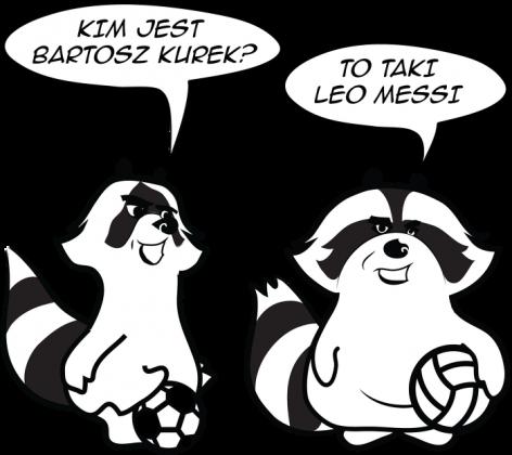Kurek - Messi