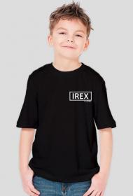 Koszulka IREX-1 Dziecięca/Chłopiec Ciemna