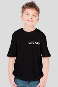 Koszulka vZTM Dziecięca/Chłopiec Ciemna