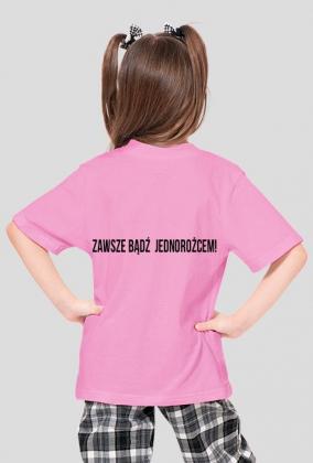 Koszulka Jednorożec