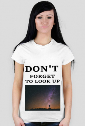 "Koszulka Don""t Forget"