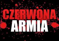 Męska Bluza Unisex: CZERWONA ARMIA