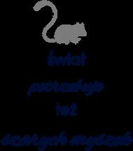 Szara myszka - kubek