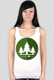 Koszulka damska - PineRka