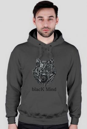 """bluza BlacK Mind """"WOLF"""" ( wilk )"""
