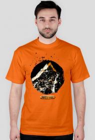 Mnich pomarańczowy - koszulka