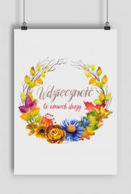 Wdzięczność - plakat