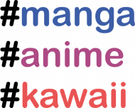manga, anime, kawaii