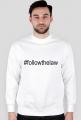 Bluza męska biała - #followhelaw
