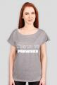 Koszulka szara oversize - Zbieram na prawnika