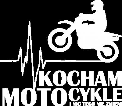Kocham motocykle i nic tego nie zmieni cross/enduro - bluza motocyklowa