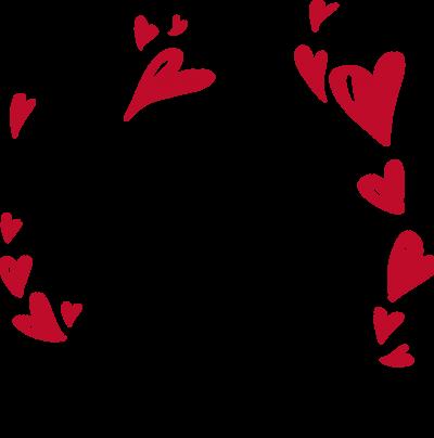 Love + motorbike - love koszulka motocyklowa