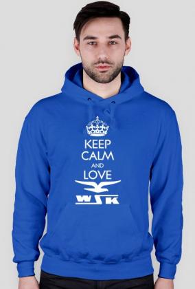 Bluza motocyklowa Keep Calm WSK