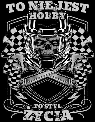 To nie jest hobby, to styl życia - bluza motocyklowa