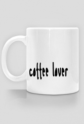 KUBEK: coffee lover