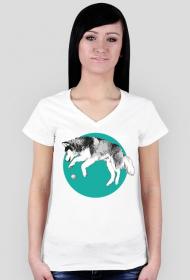 PIŁECZKA t-shirt damski